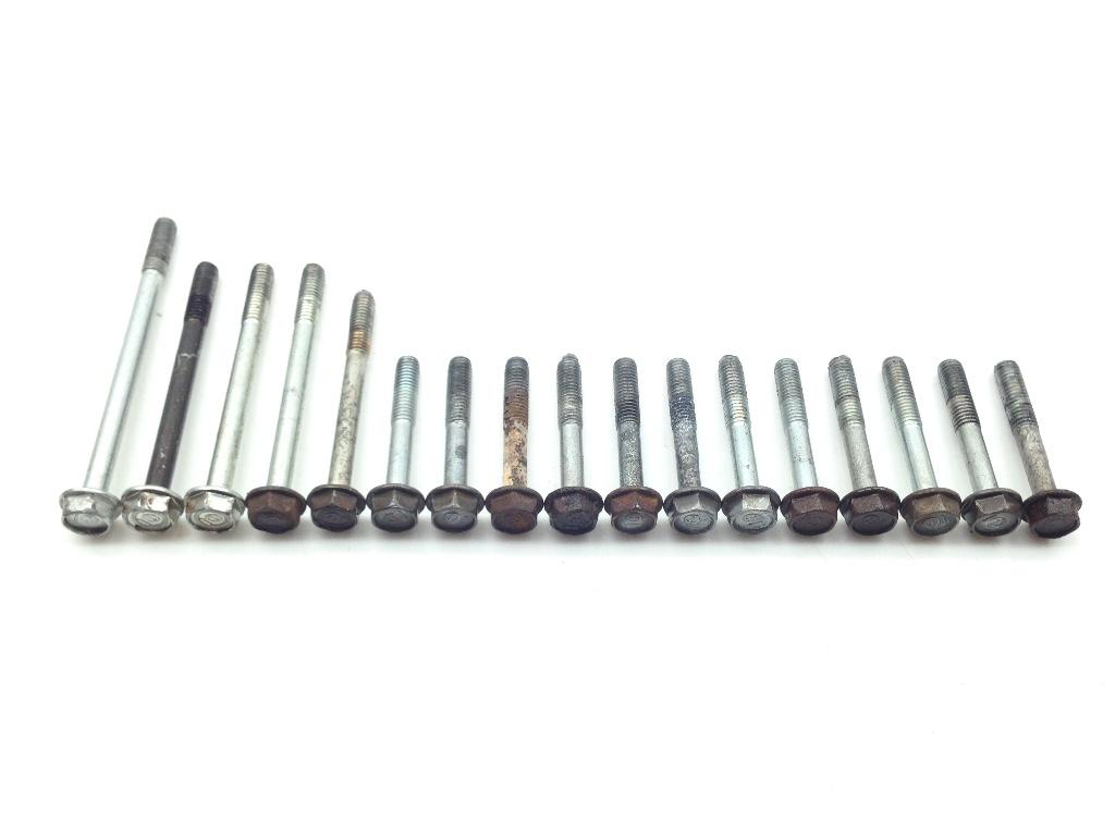 420 Rancher Engine Center Cases Case Bolts From 2015 Honda