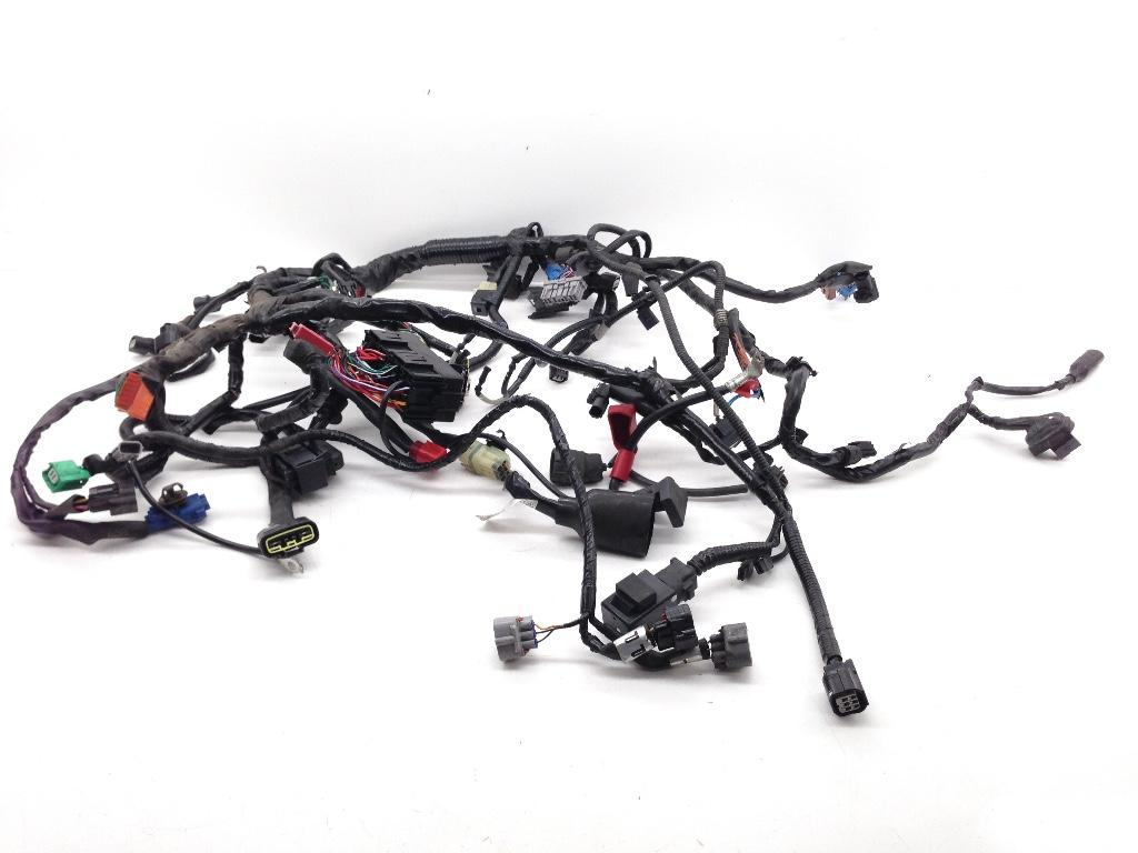 CT700 Main Engine Wiring Harness From 2015 Honda D ABS