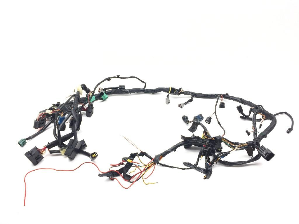 M109R Main Engine Wiring Harness 2008 Suzuki Boulevard VZR