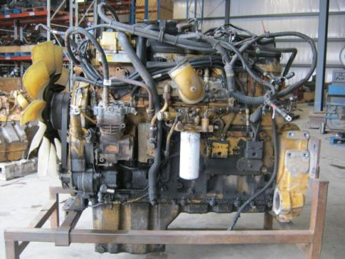 CAT C-13-ACERT Engine Assembly