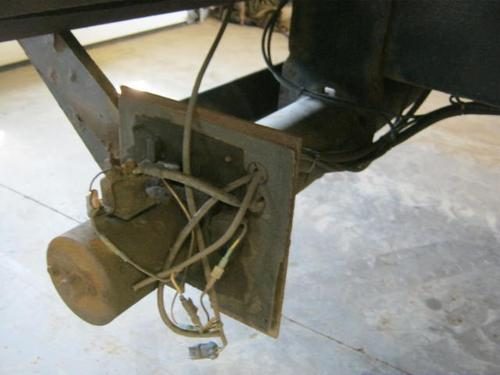 WALTCO Hydraulic tailgate lift Equipment (Mounted)