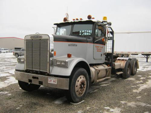 FREIGHTLINER FLD120 Front End Assembly