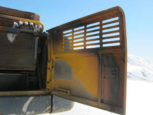 VOLVO EC460BLC Door Assembly, Front