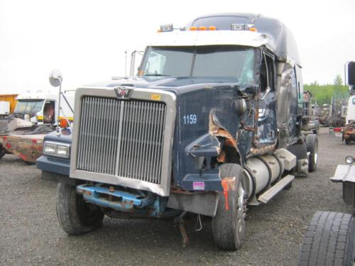 WESTERN STAR TR 4900 FA Front End Assembly