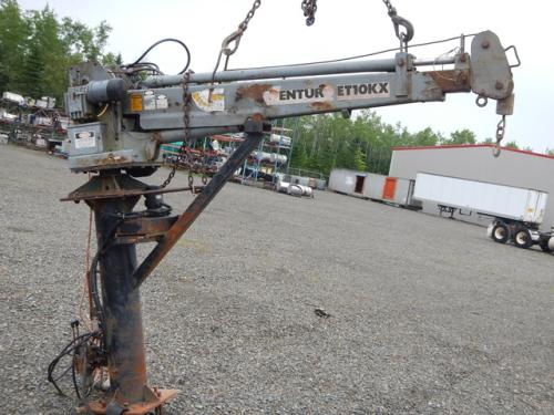 VENTURE ET10K X  (Hyd. boom crane) Equipment (Mounted)