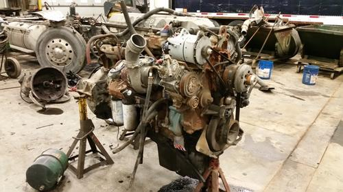 DETROIT 60 SER 12.7  (Pre-EGR) Engine Assembly