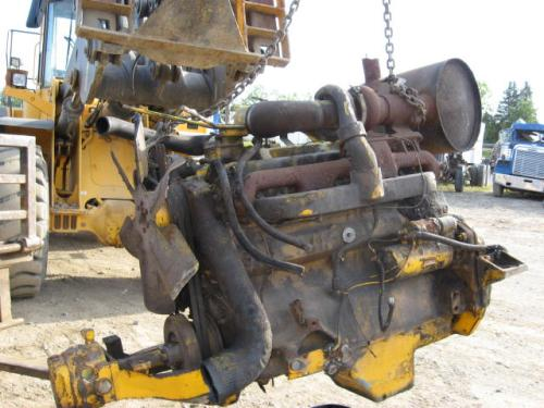 JOHN DEERE 6619TT-01 Engine Assembly