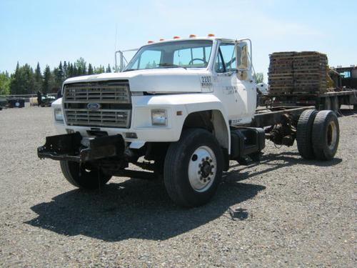 FORD F800 Front End Assembly