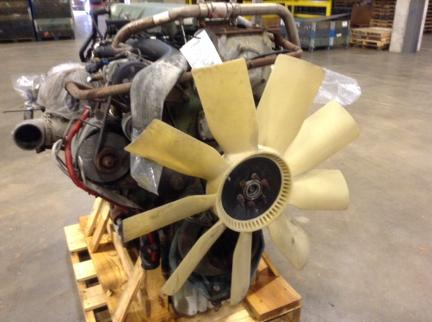 DETROIT Series 60 11.1 DDEC  Engine Assembly