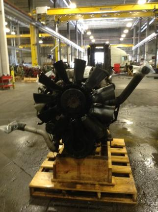 INTERNATIONAL MaxxForce 11 Engine Assembly