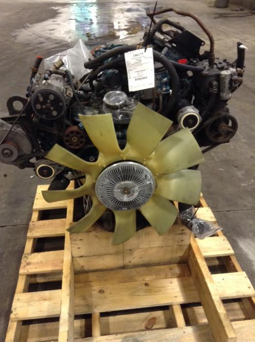 INTERNATIONAL  Engine Assembly