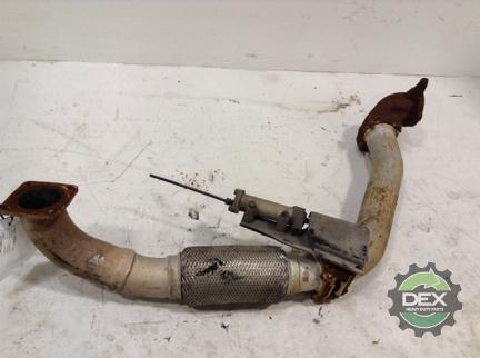 HINO 268 Exhaust Pipe