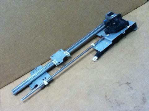 MACK  Door Window Regulator, Front