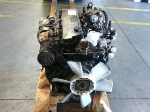 ISUZU 4HE1XS Engine Assembly
