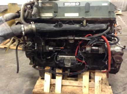 DETROIT Series 60 12.7 DDEC  Engine Assembly
