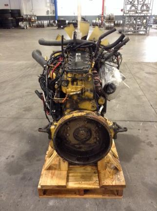 CAT C-7 Engine Assembly