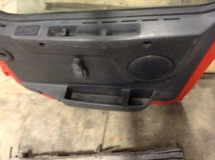 VOLVO VNL42T Door Assembly, Front