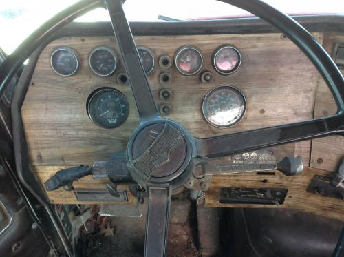 WESTERN STAR TRUCKS 4800 Instrument Cluster