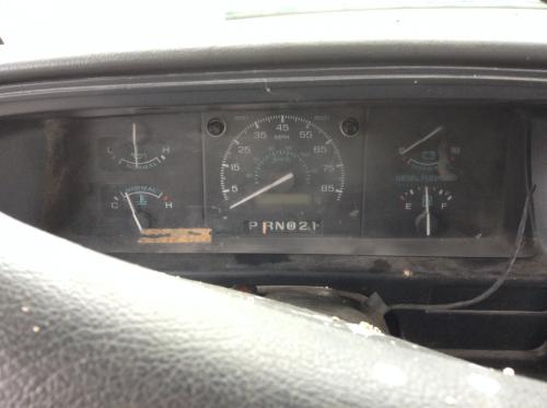 FORD E350 CUBE VAN Instrument Cluster