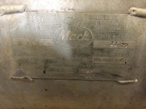 MACK RL600 Fuel Tank