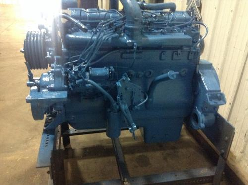 INTERNATIONAL DT466A Engine Assembly