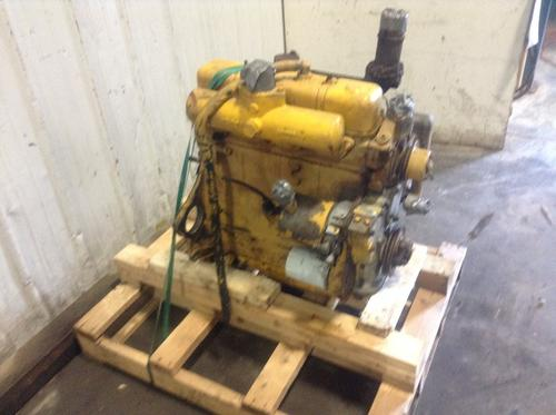 CASE G207D Engine Assembly