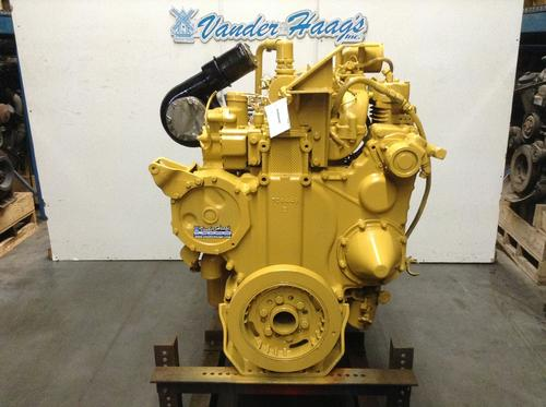 CAT 3406B Engine Assembly