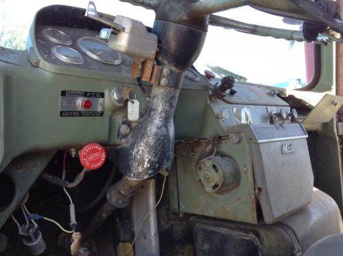 MACK DM400 Steering Column