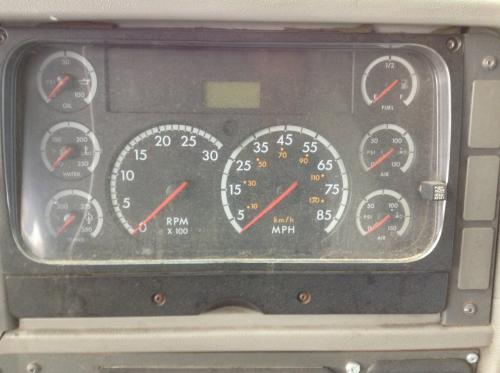 THOMAS COMMERCIAL CONVENTIONAL Instrument Cluster