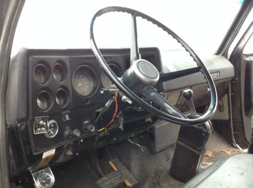 CHEVROLET C65 Dash Assembly
