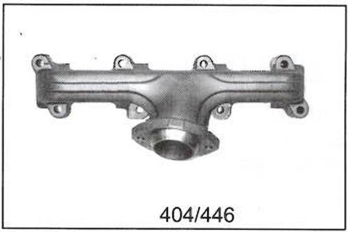 INTERNATIONAL 404 Exhaust Manifold