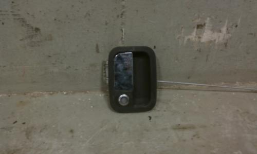 KENWORTH T660 Door Handle