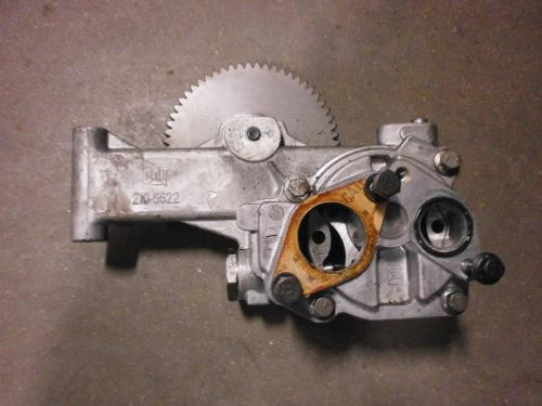 CAT C9 Oil Pump