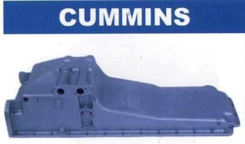 CUMMINS SMALL CAM Oil Pan