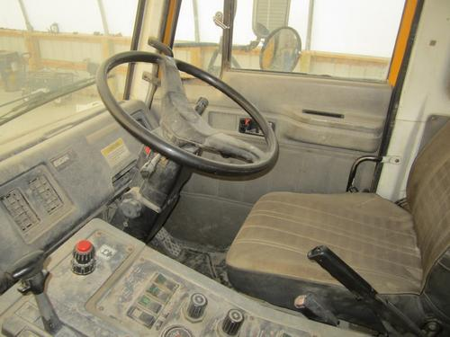 GMC W7 Steering Column