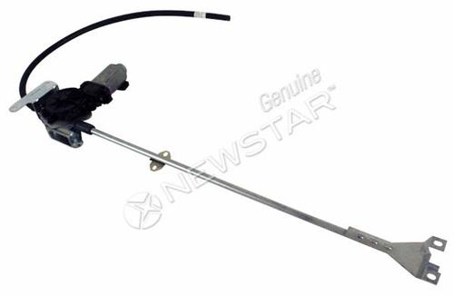 FREIGHTLINER COLUMBIA 120 Door Window Regulator, Front