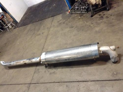 FREIGHTLINER COLUMBIA 120 Exhaust Assembly