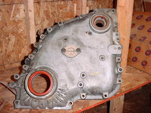 CUMMINS BCI Front Cover