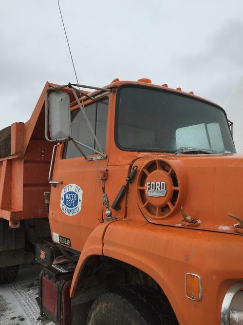 FORD LTS900 Cab