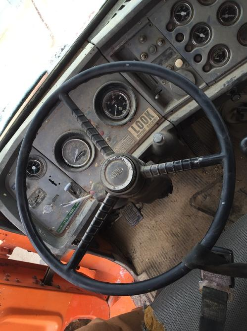 FORD LTS900 Steering Column