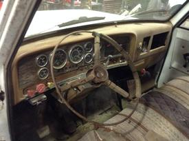 CHEVROLET J90 Dash Assembly