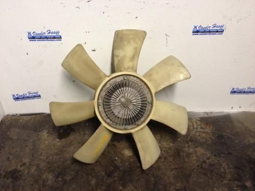 ISUZU 4HK1T Fan Clutch