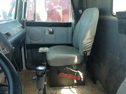 VOLVO WCA Seat, Front