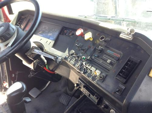 VOLVO WG Dash Assembly
