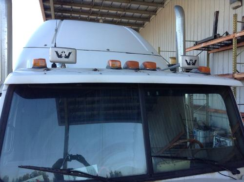 WESTERN STAR TRUCKS 5900 Sun Visor (External)