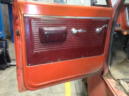 CHEVROLET C50 Door Assembly, Front