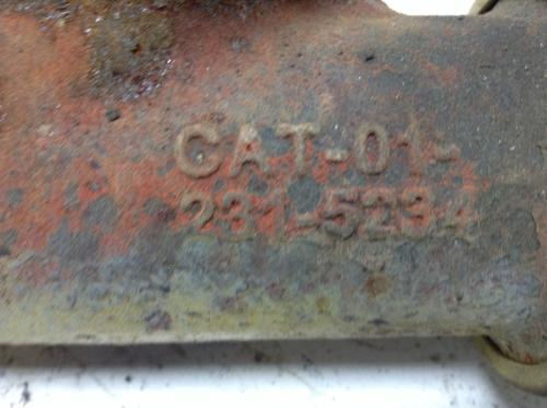CAT C15 Exhaust Manifold