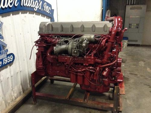 MACK MP8 Engine Assembly