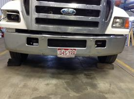 FORD F650 Bumper Assembly, Front