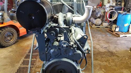Detroit 8V92TA Engine Assembly